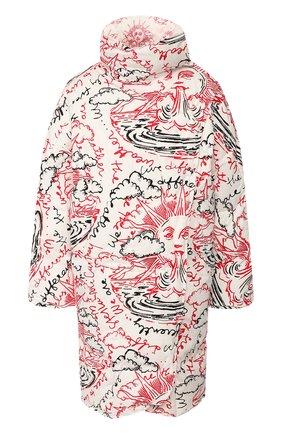 Женское двустороннее пальто STELLA MCCARTNEY белого цвета, арт. 594985/S0A22 | Фото 1