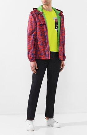 Мужская куртка 2 moncler 1952 MONCLER GENIUS красного цвета, арт. F1-092-1A706-00-539WD | Фото 2