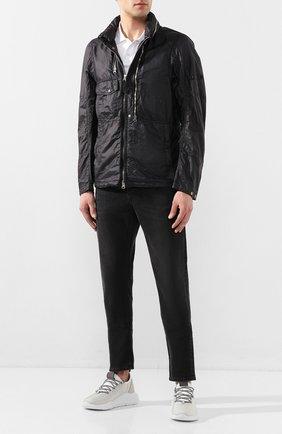 Мужская куртка STONE ISLAND SHADOW PROJECT черного цвета, арт. 721941005 | Фото 2
