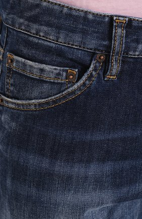 Мужские джинсы DSQUARED2 синего цвета, арт. S71LB0733/S30685 | Фото 5