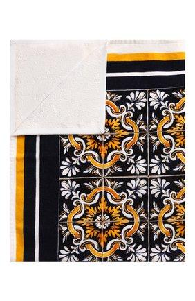 Мужские хлопковое полотенце DOLCE & GABBANA разноцветного цвета, арт. M0A00T/FI7UK | Фото 1