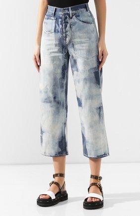 Женские джинсы RALPH LAUREN голубого цвета, арт. 290798104   Фото 3