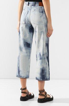 Женские джинсы RALPH LAUREN голубого цвета, арт. 290798104   Фото 4
