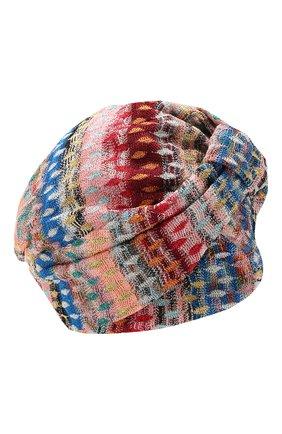 Женский тюрбан MISSONI разноцветного цвета, арт. MMS00005/BR0088 | Фото 1