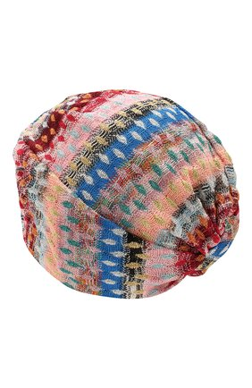 Женский тюрбан MISSONI разноцветного цвета, арт. MMS00005/BR0088 | Фото 2
