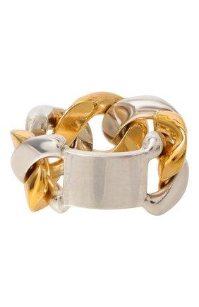 Женское серебряное кольцо BOTTEGA VENETA разноцветного цвета, арт. 589307/V507D | Фото 1