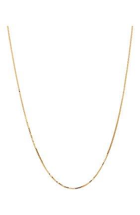 Женское серебряная цепь BOTTEGA VENETA золотого цвета, арт. 622036/VAHU0 | Фото 2