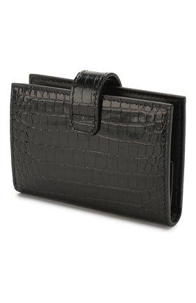 Кожаный футляр для кредитных карт GV3 | Фото №2