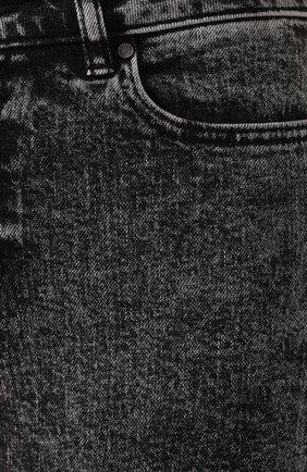 Женские джинсы MICHAEL MICHAEL KORS черного цвета, арт. MH99CSKEDX | Фото 5