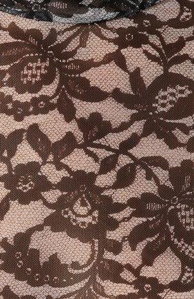 Женская водолазка DRIES VAN NOTEN белого цвета, арт. 201-11161-9198 | Фото 5