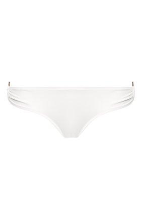 Женский плавки-бикини LAZUL белого цвета, арт. CYMA B0TT0M/LILA   Фото 1