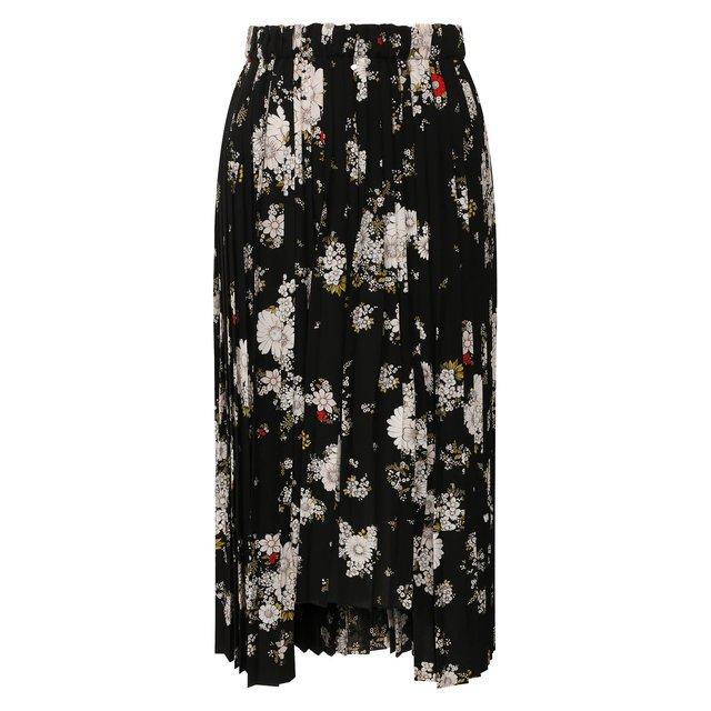 Шелковая юбка N21