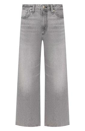 Женские джинсы RAG&BONE серого цвета, арт. WDD19H2646D3PL | Фото 1