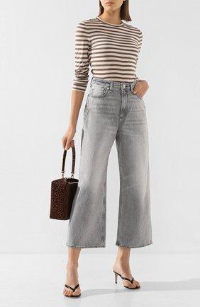 Женские джинсы RAG&BONE серого цвета, арт. WDD19H2646D3PL | Фото 2