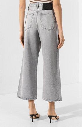 Женские джинсы RAG&BONE серого цвета, арт. WDD19H2646D3PL | Фото 4