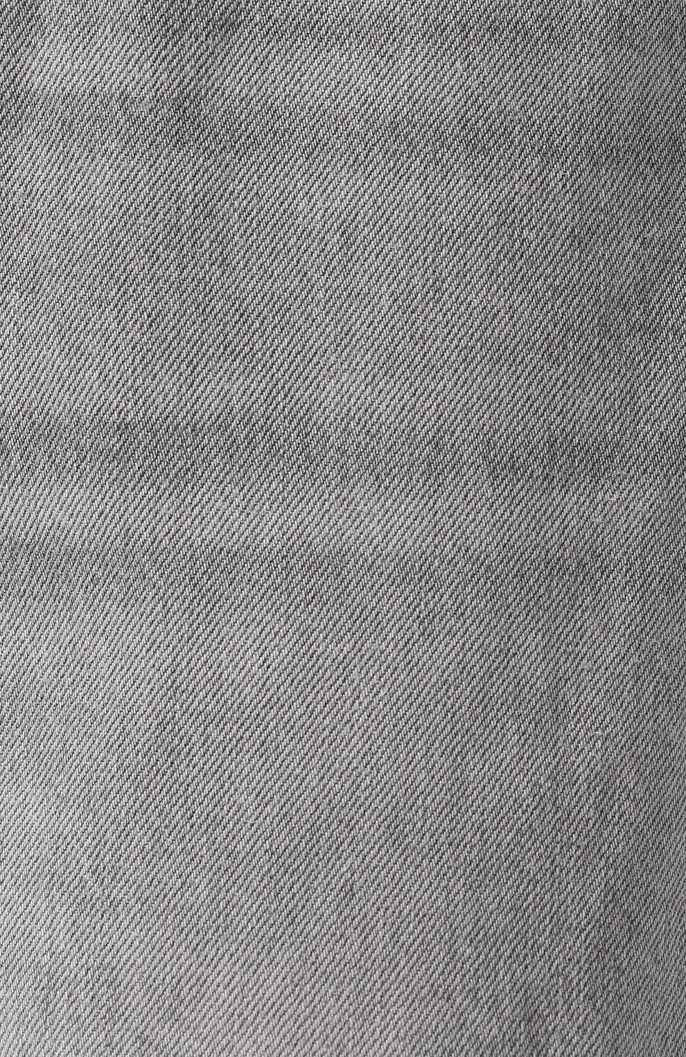 Женские джинсы RAG&BONE серого цвета, арт. WDD19H2646D3PL | Фото 5