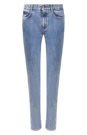 Женские джинсы STELLA MCCARTNEY синего цвета, арт. 372773/SNH90 | Фото 1