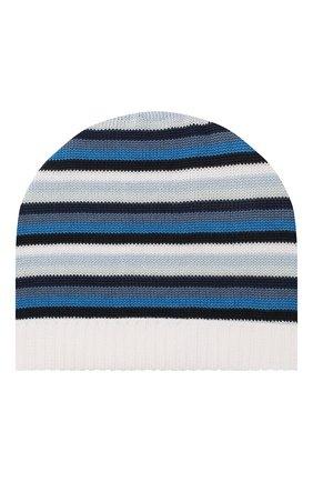 Детского хлопковая шапка CATYA разноцветного цвета, арт. 014201 | Фото 1