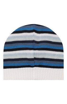 Детского хлопковая шапка CATYA разноцветного цвета, арт. 014201 | Фото 2