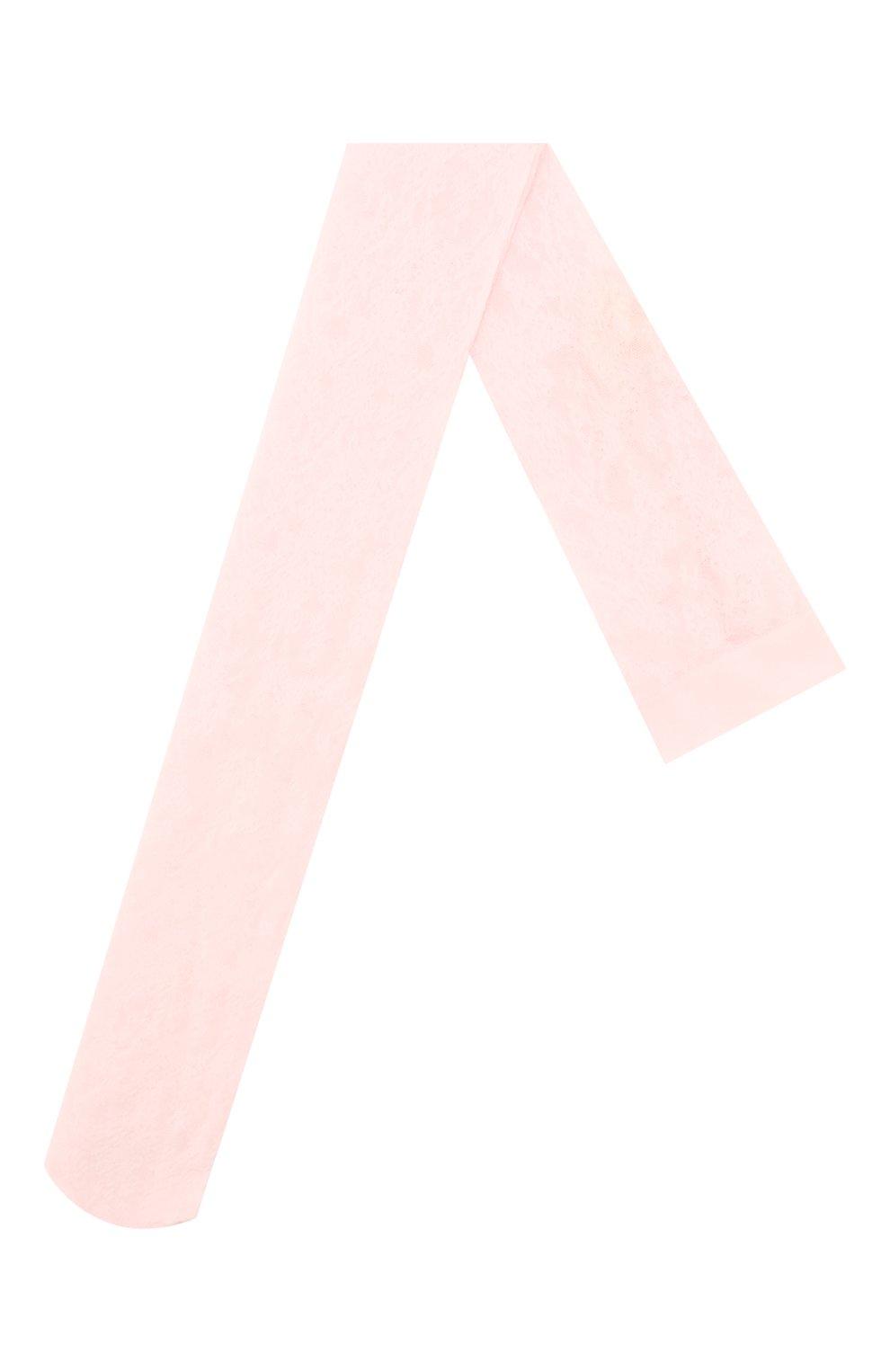 Детские колготки LA PERLA розового цвета, арт. 48193/7A-12A   Фото 1