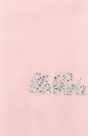 Детские колготки LA PERLA розового цвета, арт. 40244/7A-12A | Фото 2