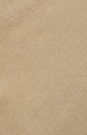 Мужские хлопковые носки BRIONI светло-бежевого цвета, арт. 0VMC00/P3Z19 | Фото 2