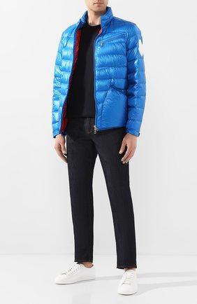 Мужская пуховая куртка 2 moncler 1952 MONCLER GENIUS синего цвета, арт. F1-092-1A507-00-C0028 | Фото 2