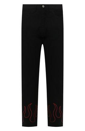 Мужские джинсы BAPE черного цвета, арт. 1G30150003 | Фото 1