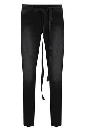Мужские джинсы FEAR OF GOD черного цвета, арт. 6H19-5009/CNV | Фото 1
