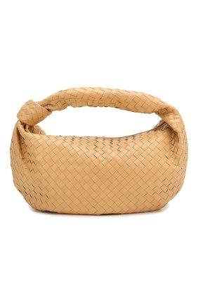 Женская сумка the medium jodie BOTTEGA VENETA бежевого цвета, арт. 600263/VCPP0 | Фото 1