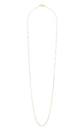 Женское серебряная цепь BOTTEGA VENETA золотого цвета, арт. 622026/VAHU0 | Фото 1