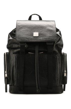 Женский рюкзак brandenburg medium MCM черного цвета, арт. MMK ASBG02 | Фото 1