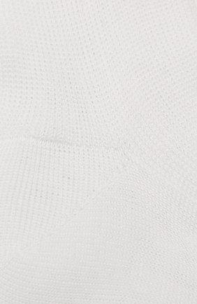 Детские хлопковые носки LA PERLA белого цвета, арт. 43455/23-28 | Фото 2