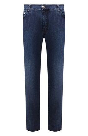Мужские джинсы BILLIONAIRE синего цвета, арт. B20C MDT2000 BTE001N | Фото 1