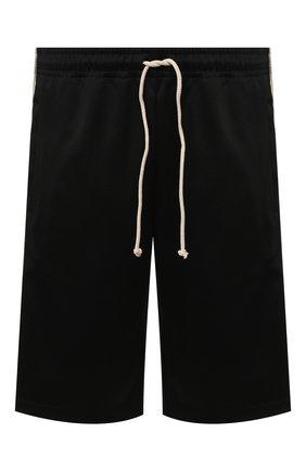 Мужские шорты GUCCI коричневого цвета, арт. 604150/XJBZ8 | Фото 1