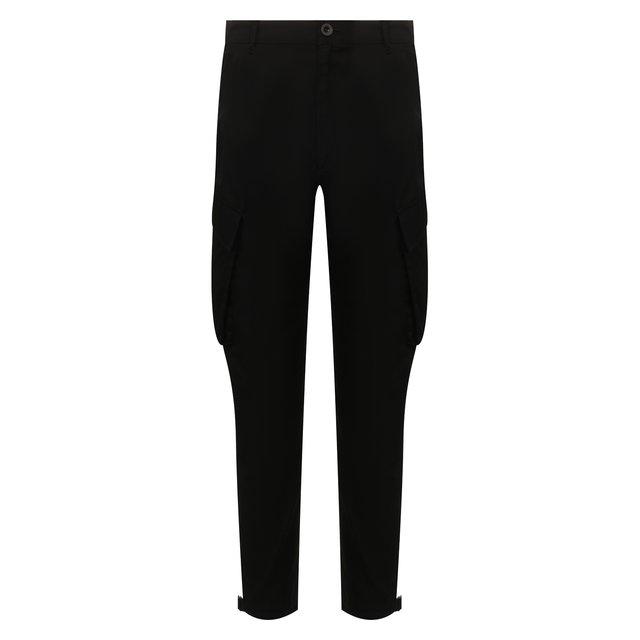 Хлопковые брюки-карго Givenchy — Хлопковые брюки-карго