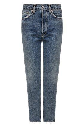 Женские джинсы AGOLDE синего цвета, арт. A056C-983 | Фото 1