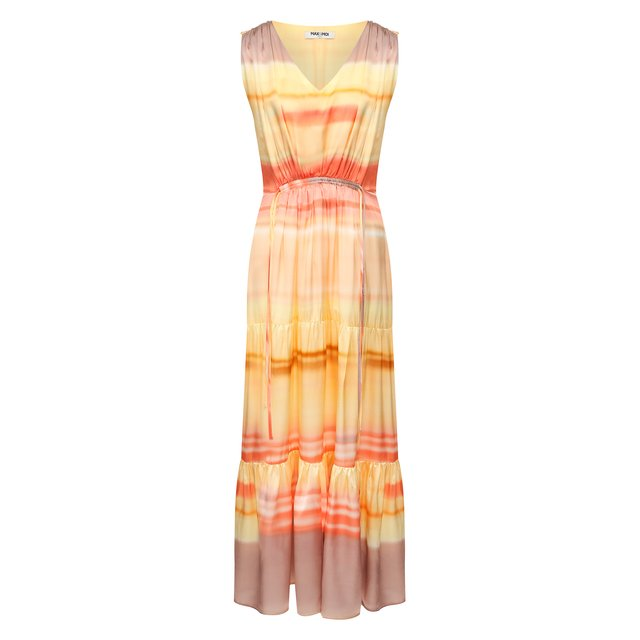 Шелковое платье Max&Moi