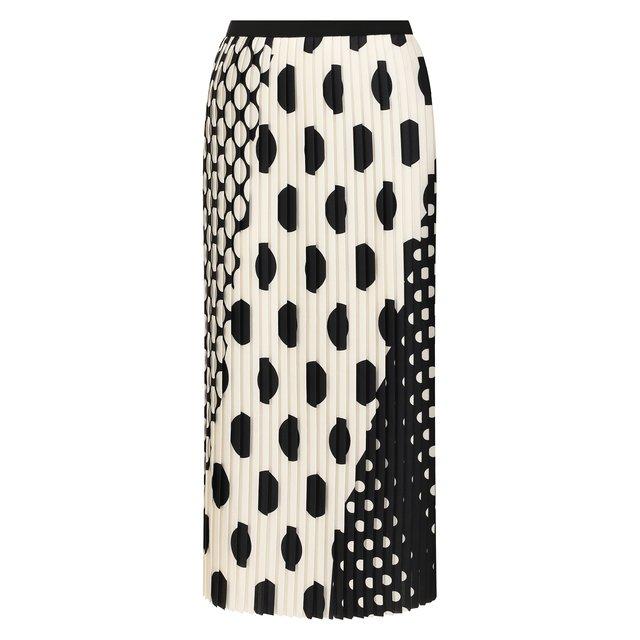 Плиссированная юбка Dries Van Noten