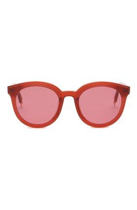 Женские солнцезащитные очки GENTLE MONSTER красного цвета, арт. BLACKPETER RD1 | Фото 3