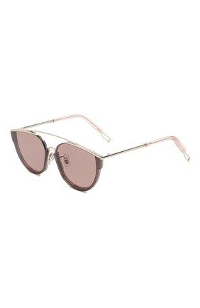 Женские солнцезащитные очки GENTLE MONSTER бордового цвета, арт. L0E.S VC3 | Фото 1