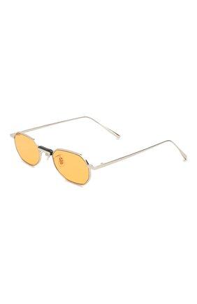 Мужские солнцезащитные очки GENTLE MONSTER оранжевого цвета, арт. V0YAGERM 02   Фото 1