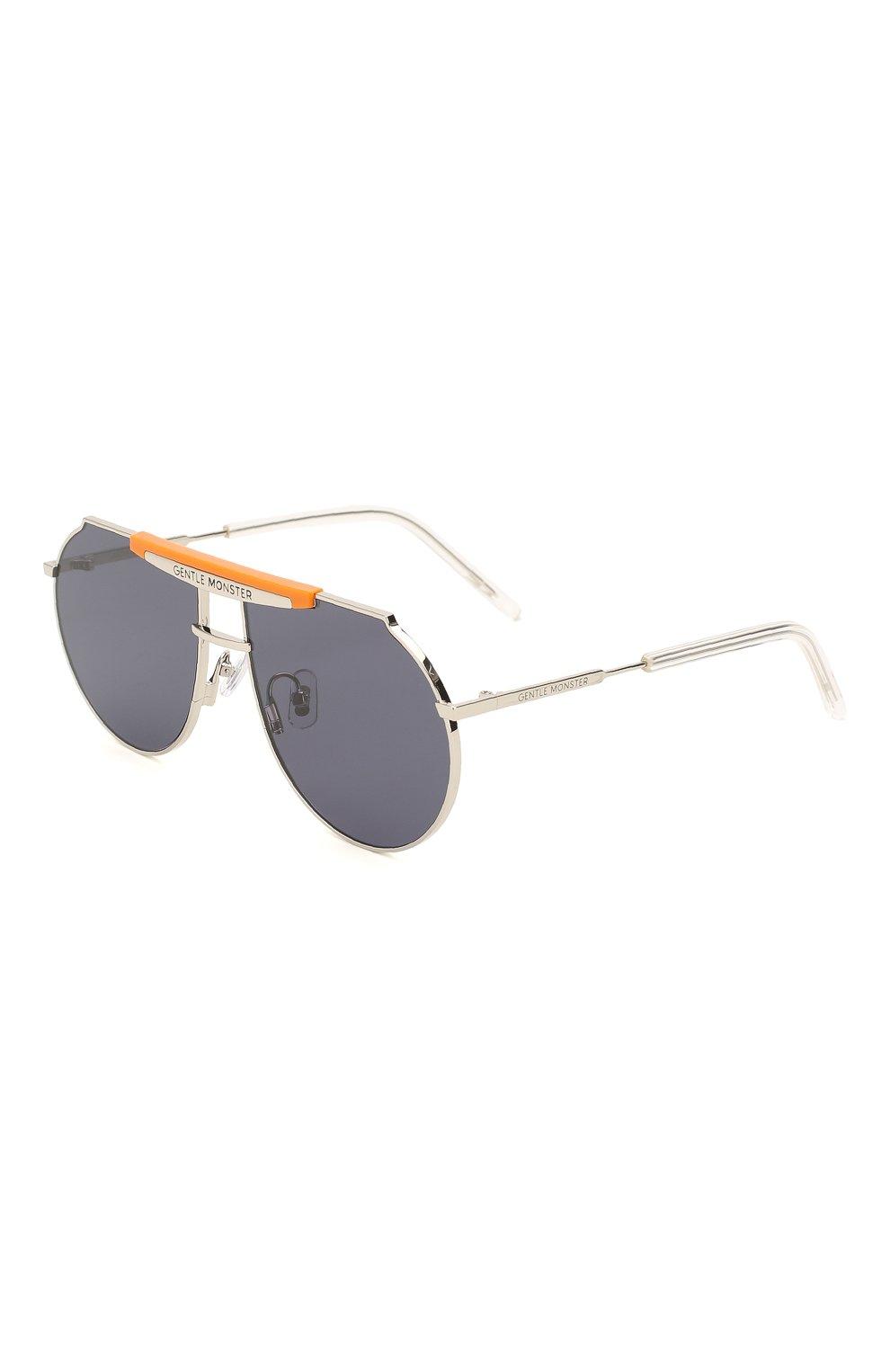 Женские солнцезащитные очки GENTLE MONSTER синего цвета, арт. T0MB0E 0R1 | Фото 1