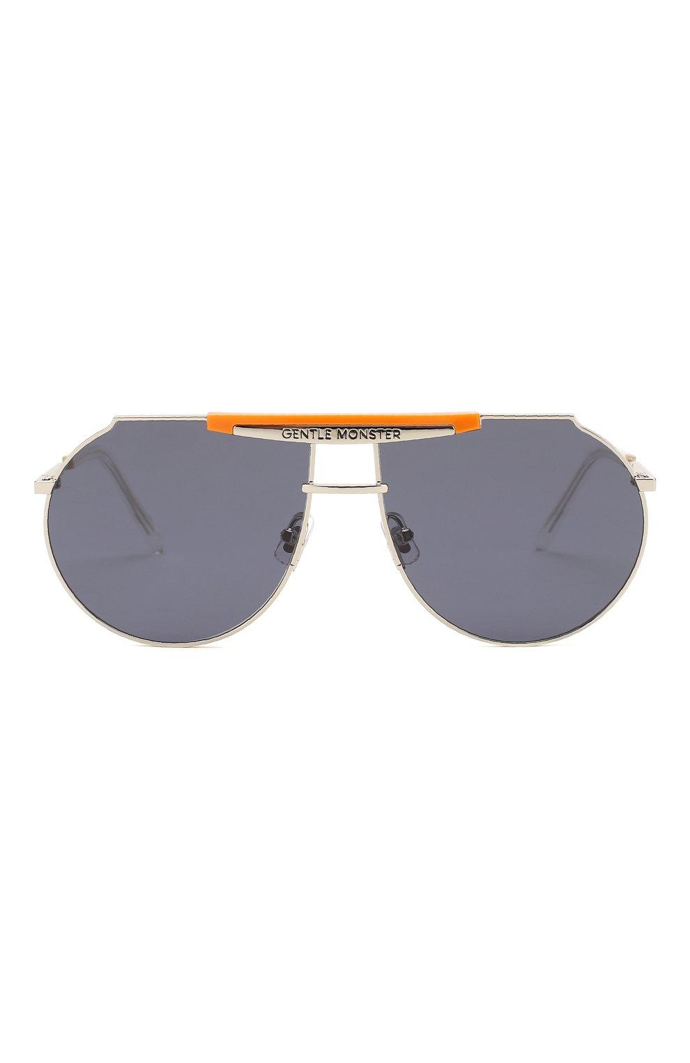 Женские солнцезащитные очки GENTLE MONSTER синего цвета, арт. T0MB0E 0R1 | Фото 4