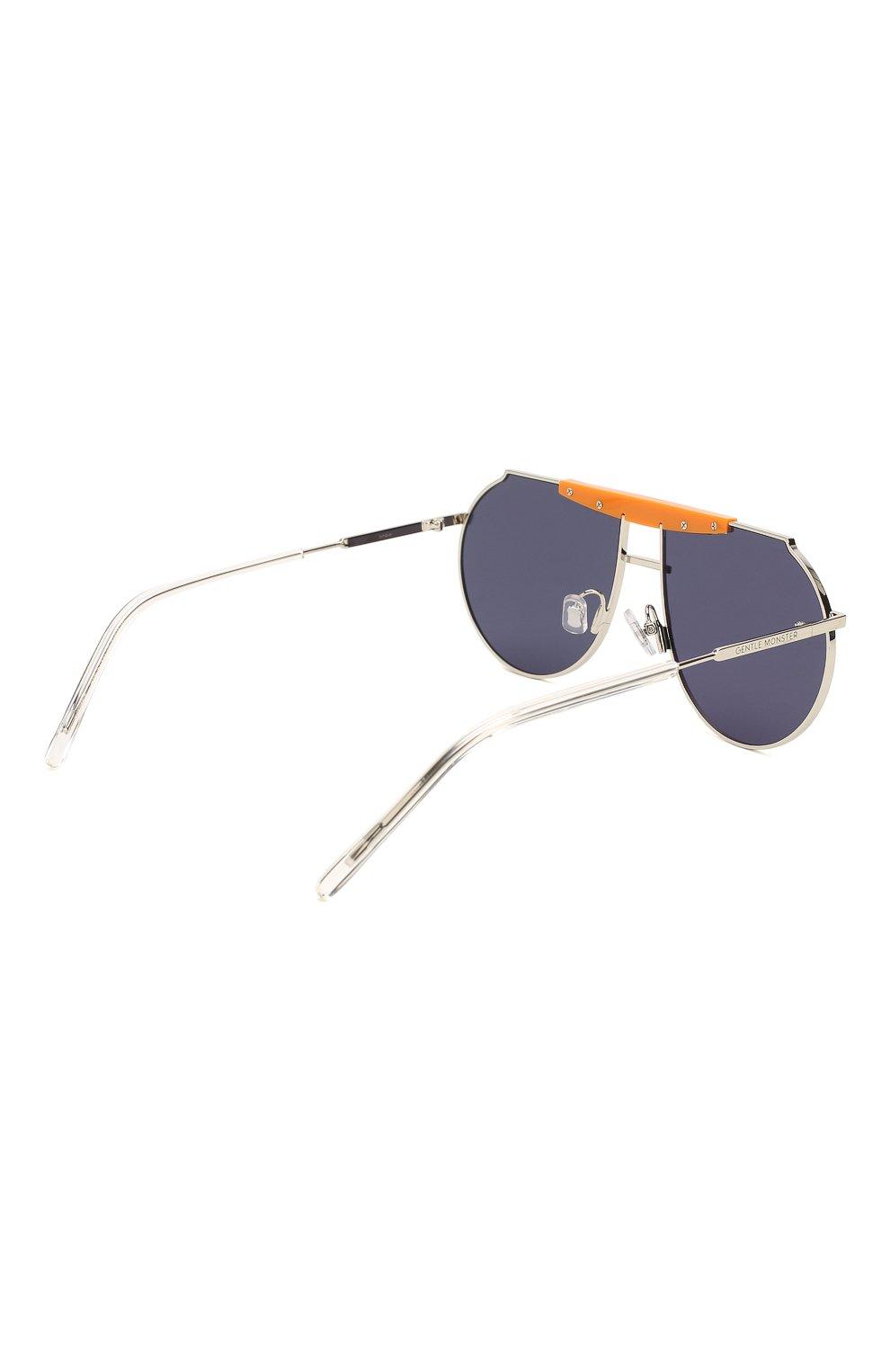 Женские солнцезащитные очки GENTLE MONSTER синего цвета, арт. T0MB0E 0R1 | Фото 5