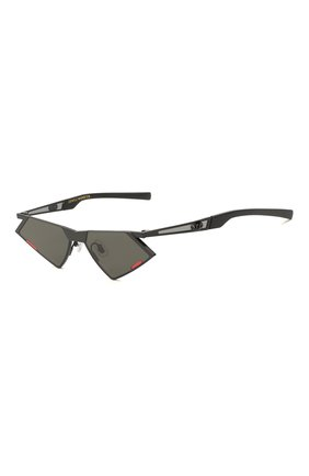 Мужские солнцезащитные очки GENTLE MONSTER черного цвета, арт. SC0N M01   Фото 1