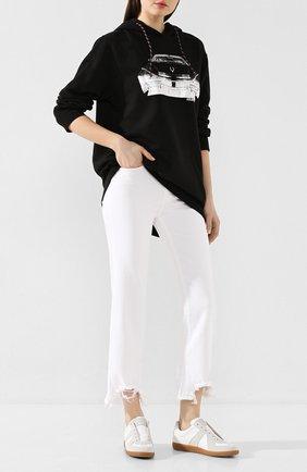 Женские джинсы 3X1 белого цвета, арт. W4HWV0952/PLAYA | Фото 2