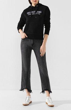 Женские джинсы 3X1 серого цвета, арт. W4HWV0966/RUSH | Фото 2