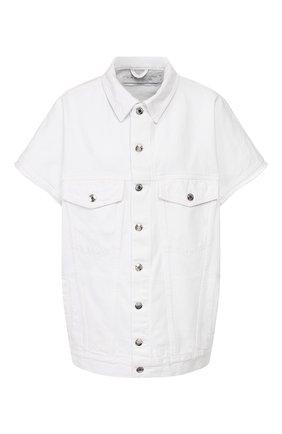 Женская джинсовая куртка IRO белого цвета, арт. WP08RUNGIS | Фото 1