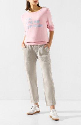 Женская свитшот WILDFOX розового цвета, арт. WVV6133L1   Фото 2